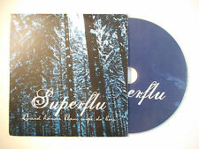 SUPERFLU : QUAND HOMME BLANC COUPE DU BOIS ♦ CD SINGLE PORT GRATUIT ♦