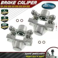 2x Brake Calipers for Lexus IS300 2001-2005 Rear Left and Right Driver Passenger