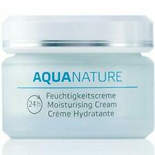 Borlind Aquanature 24 Hour Moisturizing Cream, 1.69 Ounce