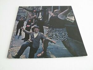 THE DOORS 'STRANGE DAYS' LP US ELEKTRA 1967 STEREO PICTURE INNER SLEEVE