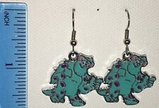 SULLEY Earrings Disney Surgical New James P Sullivan Monsters Inc