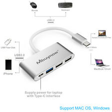 Multiport USB-C to USB 3.0 Adapter Converter Charging Hub For Apple Macbook Pro