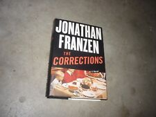 The Corrections Jonathan Franzen1st Hardcover with errata and signed bookplate