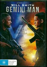 Gemini Man DVD Region 4 Will Smith