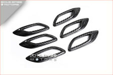Carbon Fiber Side Air Vent Fender Cover Fit for 13+ Maserati quattroporte