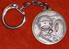 Porte-clé Key ring Pneu volant lévier vitesse accessoires auto ETS D' AMBROSI