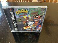 Crash Bandicoot Warped PS1