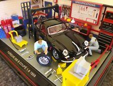 1/43 Porsche 356 B Coupé 1.6 del 1959 (diorama)