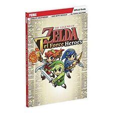 La Leyenda de Zelda: guía de héroes de la fuerza Tri Por Prima Games: WH4-PB680 Nuevo Libro