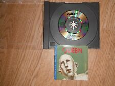 """QUEEN VERY RARE 3"""" CD EP """" WE ARE THE CHAMPIONS """"  1988"""