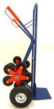 Sackkarre/Treppensackkarre 200Kg Stahl mit 5 Sternformigen Rädern für Treppen