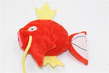 New Pokemon Magikarp Fish Fluffy Plush Coin Purse Wallet Card bag Sekiguchi