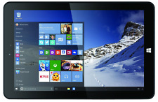 "Linx 10"" Windows 10 Tablette Intel Atom Z3735F Quad Core 2 Go RAM 32 Go stockage"