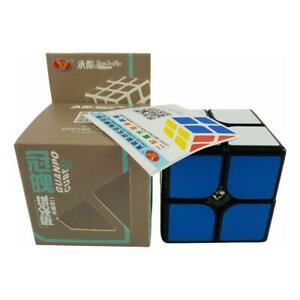 YJ GuanPo Plus 2x2 2 Layer Puzzle  Speed cubes Twisty Cube Smooth Hot New