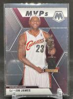 NBA 2019-20 Panini Mosaic MVP Lebron James Card 298 Cleveland Cavaliers
