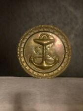 Usn Brass Wall Mount Decor