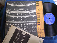 Pete Seeger/Hootenany at Carnegie Hall/Folkways FN 2512/VG+ to EX-/j