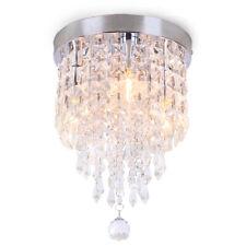 Modern Light Fixture Hanging Ceiling Lamp Crystal Chandelier Pendant Lighting