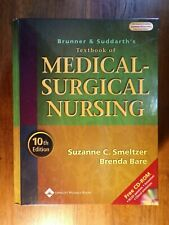 S. C. Smeltzer / B. Bare ~ Textbook of Medical-Surgical Nursing ~ 10th Edition