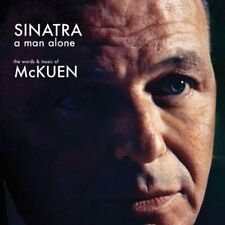 FRANK SINATRA - A MAN ALONE: THE WORDS & MUSIC OF MCKUEN NEW CD