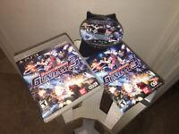 *RARE* Dynasty Warriors Gundam 3 PS3 CIB (Playstation 3, 2011) Great Condition!