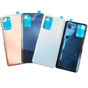 Replace For Xiaomi Redmi Note 10 Pro Battery Back Cover Rear Glass Housing Case