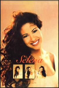 Selena Quintanilla Poster Wall Art Decor Poster 11x17 16x24 inch