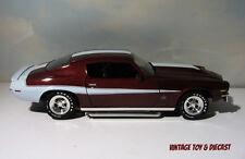 ~ 1970 Baldwin Motion Chevy Camaro - Burgundy Mist - 1:18 ERTL limited diecast