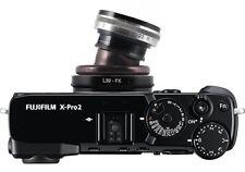 TILT MACRO F/2 50mm Fait sur mesure OBJECTIF POUR FUJIFILM X LENSBABY TYPE