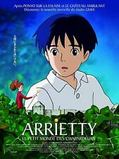 Studio Ghibli Arrietty – 14x20 Fathead Movie Poster
