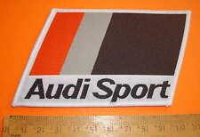 Écusson patch Audi Sport Rallye Ur Quattro Groupe B s1 Pikes Peak