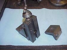 Hardinge Atlas Craftsman Lathe Vertical Milling Attachment Elgin Logan