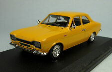 TROFEU 1968 Ford Escort 1300 GT (Yellow) 1/43 Scale Diecast Model NEW, RARE!