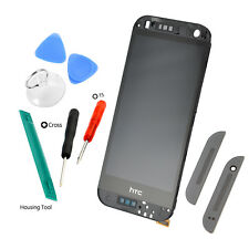 LCD + Touch Screen Digitizer + Frame Assembly for HTC One Mini 2 M8 (Gray)