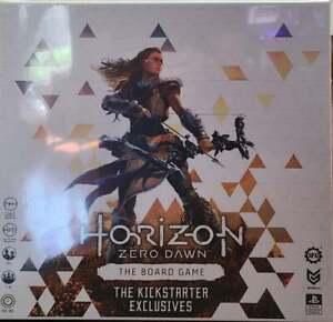 Horizon Zero Dawn: The Board Game - The Kickstarter Exclusives - Sealed