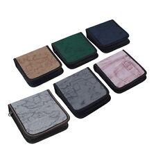 40 Disc CD DVD Holder DJ Storage Cover Box Case Organizer Wallet Bag Album HS