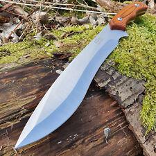 Machete 38 cm Arbeitsmesser Jagdmesser Messer Outdoor Bowie Haumesser Camping