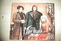 THE LAST BLADE GEKKA NO KENSHI SNK NEO GEO AES CD JAPAN
