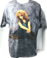 Reba McEntire 90s Rare VTG SZ 2 XL Starting Over Concert T Shirt Tie Dye Country
