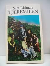 Book, Tjaeremilen by Sara Lidman. Danish, 1980