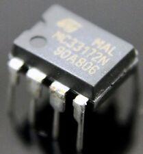 Mc33172N Dual Bipolar Operational Amplifier - Lot of 50