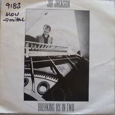 """7"""" 1982 RARE ! JOE JACKSON : Breaking Us In Two /MINT-"""