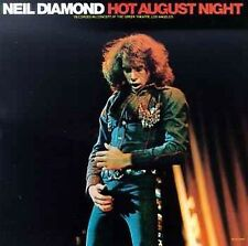 Neil Diamond, Hot August Night, Excellent Live