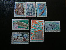 COTE D IVOIRE - timbre - yvert et tellier n° 298 a 301 303 304 306  n* (A7)stamp
