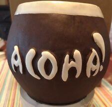 Trader Vics Tiki Mug Coconut Since 1934 Aloha Cup Hawaiian Bar