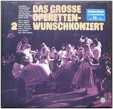 Das grosse Operetten Wunschkonzert, G/VG, 2 LP (6090)