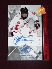08-09 The Cup Steven Stamkos Programme of Excellence Auto 3/10 ROOKIE RC CANADA
