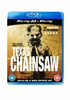 Texas Chainsaw (Blu-ray 3D + Blu-ray) [2013] [DVD][Region 2]