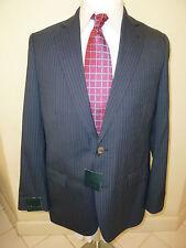 NEW! Brooks Brothers Suit Blazer 42R Blue Wool 2Btn Fitzgerald Brookscool COOL N