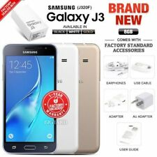 Samsung Galaxy J3 Quad Core Mobile Phones